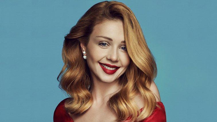 Роскошная Тина Кароль стала лицом косметики Garnier (ФОТО)