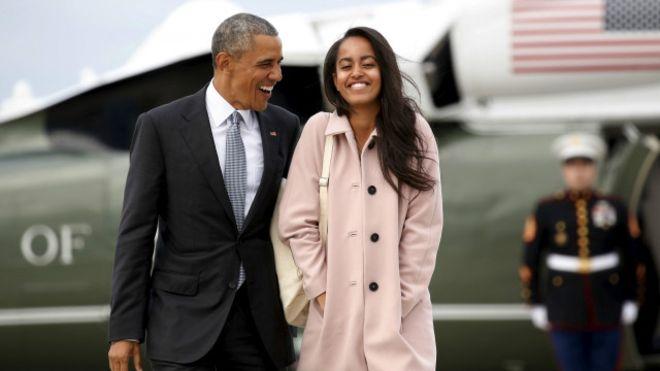 «А как же Гарвард?»: дочь экс-президента Обамы будет работать в Голливуде