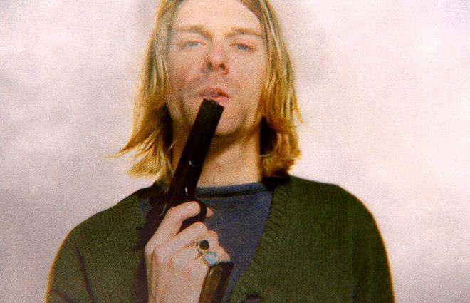 Сеть потрясена: Найдена предсмертная записка Курта Кобейна (ФОТО)