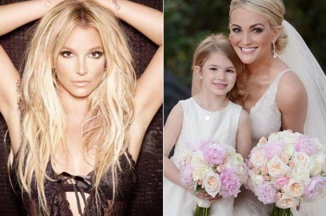 Маленькая племянница певицы Бритни Спирс вышла из комы