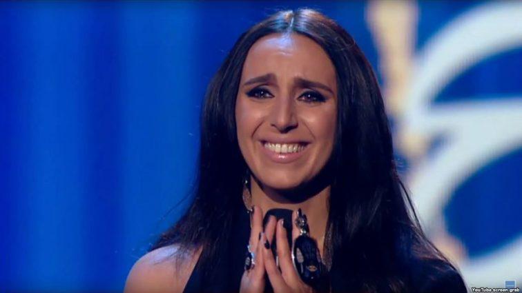 Довели до слез: как Джамала расплакалась прямо во время эфира