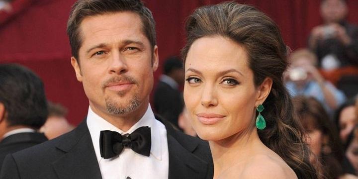 Новый поворот в разводе Джоли и Питта