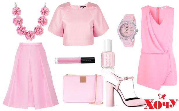 Главный тренд весны 2017: розовый цвет (фото)