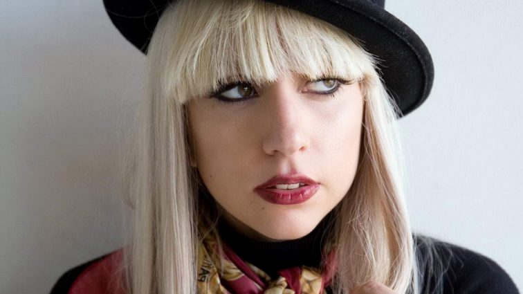 Леди Гага шокировала откровенным нарядом для «Грэмми» (ФОТО)