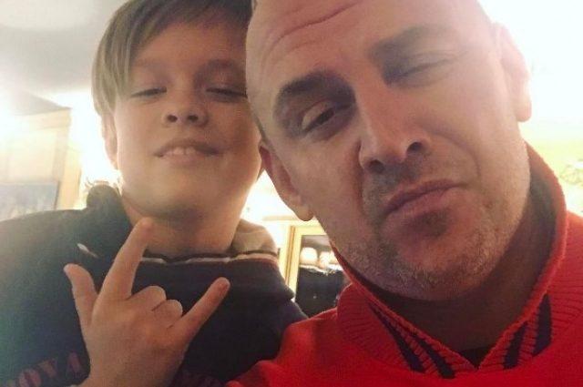 Шокирующее признание: 8-летний сын Потапа рассказал, с кем встречается