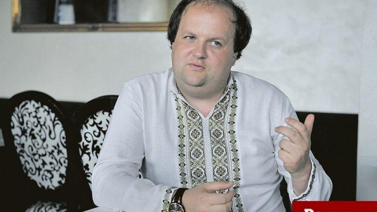 Виктор Бронюк откровенно рассказал о его отношениях с женой