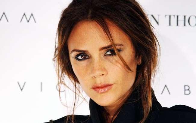 В рекламе новой коллекции Виктория Бэкхем использовала песню Spice Girls (Видео)