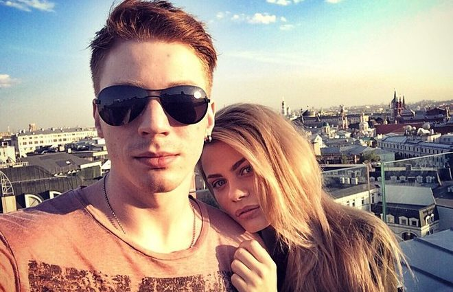 Никита Пресняков сделал предложение руки и сердца своей девушке (фото)