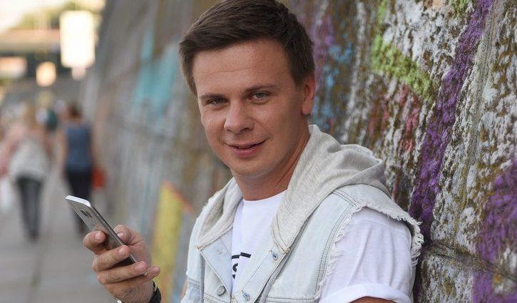 «САМЫЙ КРАСИВЫЙ» Дмитрий Комаров попробует себя в роли Кати Осадчей