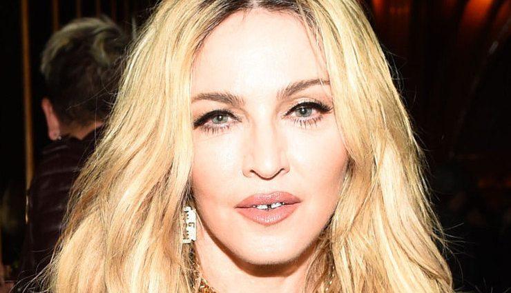 58-летняя Мадонна шокировала фанатов эпатажным видом