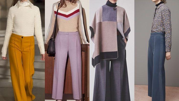 Шире шаг: самые модные брюки весны