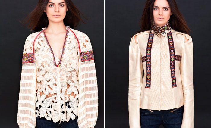 С какой одеждой сочетать вышиванку