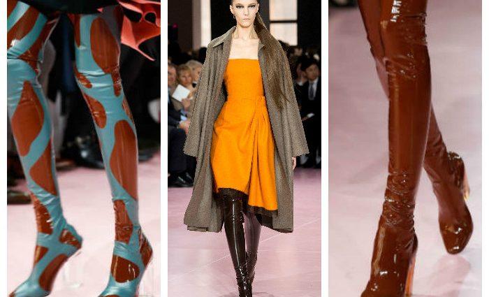 Тренды весны: выбираем модную обувь