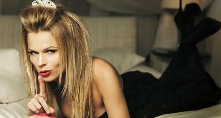 Сексуальная мамочка: Беременная Ольга Фреймут предстала в неожиданном образе (ФОТО)