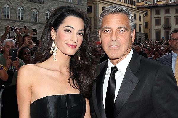Беременная Амаль Клуни поставила мужу ультиматум