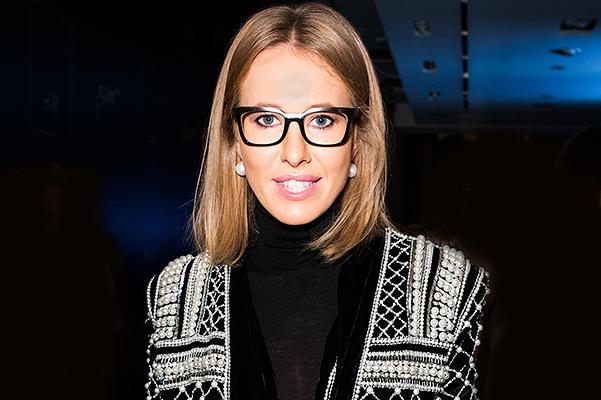 Селфи на миллион: Ксения Собчак позирует в Prada