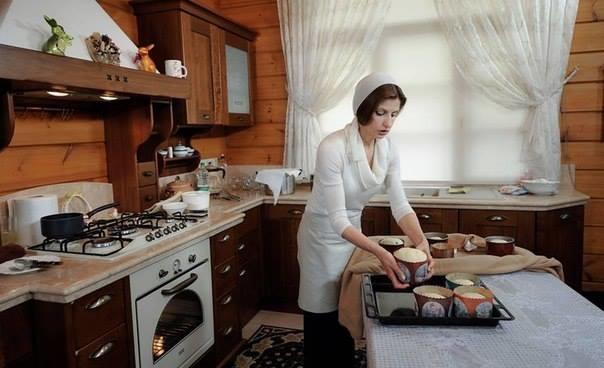 Марина Порошенко поделилась секретом приготовления президентской паски (ВИДЕО)