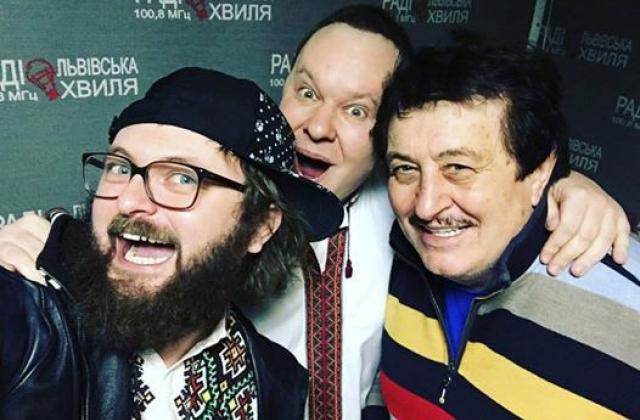 Разлуки не будет: DZIDZIO та Іван Попович презентовали новую песню