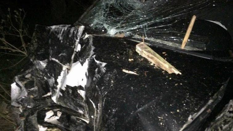 СРОЧНО!!! Известная украинская спортсменка попала в страшную ДТП, фото аварии доводят до слез