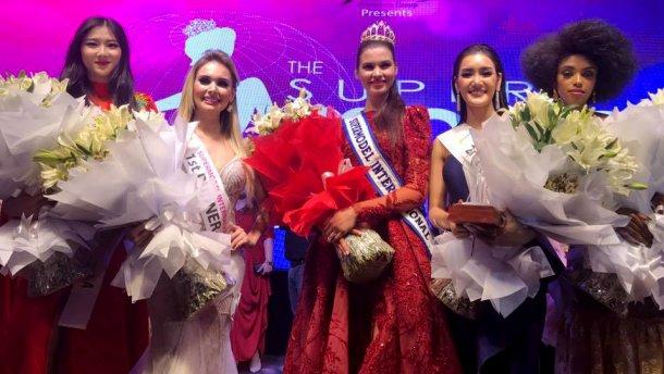 Наша гордость: Украинка одержала победу на всемирном конкурсе супермоделей (ФОТО)