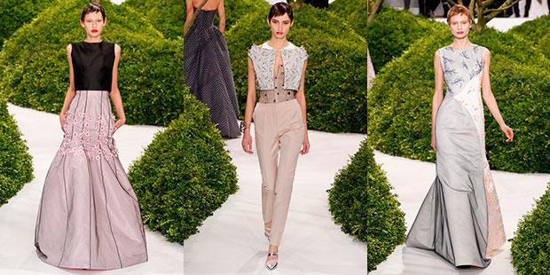 Цветущий сад: Christian Dior презентовал новую коллекцию одежды