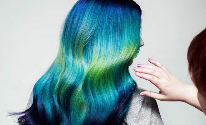 Блогеры начали новый тренд в окрашивании волос. Новая мода 2017 года