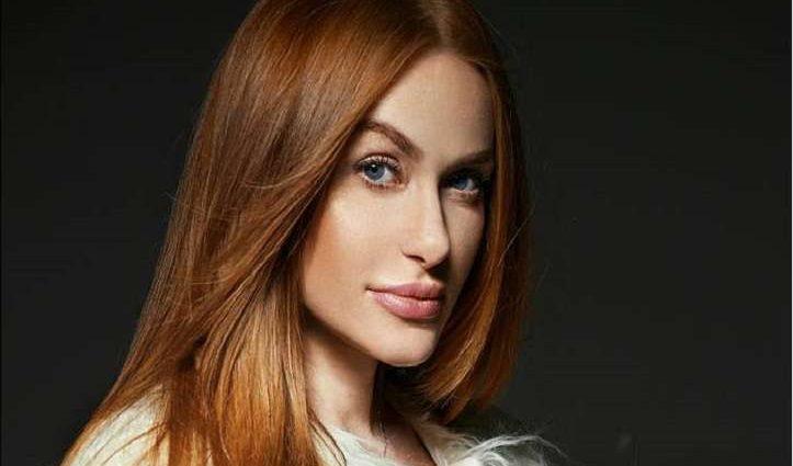 Творчески и с вдохновением: Слава Каминская снялась в стильный фотосессии (ФОТО)