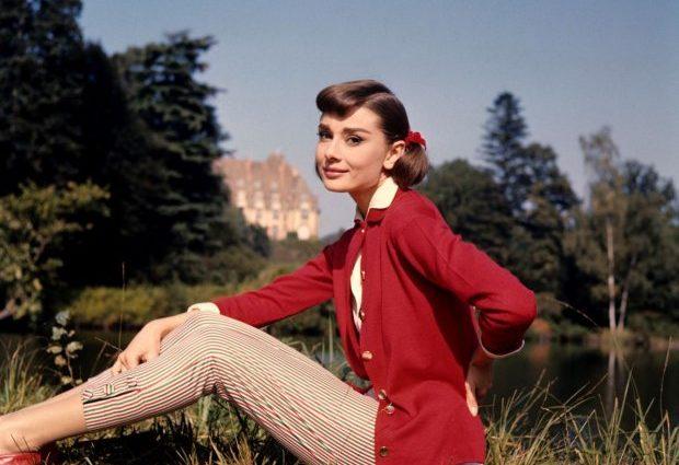 Только для модниц: Все тайны раскрыты! Пять секретов стилюОдрі Хепберн!