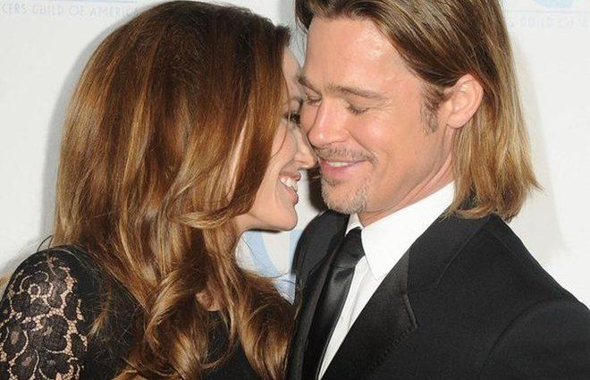 Анджелина Джоли и Брэд Питт отменят развод?