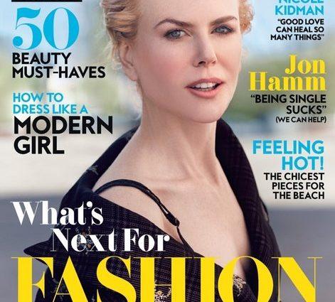 Кому вообще нужна и белье: Николь Кидман покорила весь мир своими откровенными фото !!!