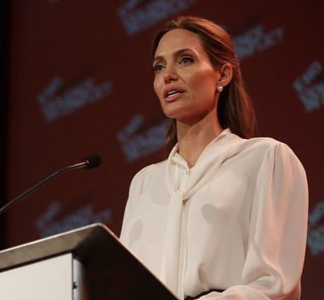Вот так: Анджелина Джоли сделала громкое сенсационное заявление! Вы потеряете дар речи!