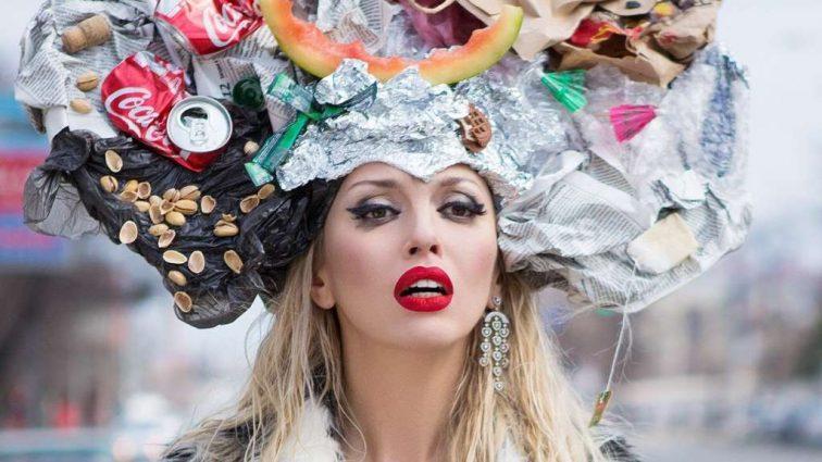 Что с ее глазами? Оля Полякова обнародовала очень странные фото без макияжа! У Вас возникнет много вопросов!