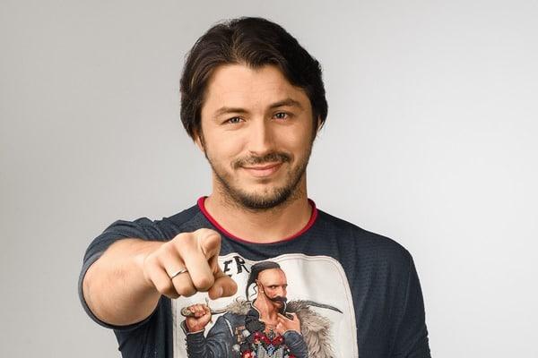 Вот это новость: Сергей Притула дважды стал отцом. Наши поздравления!