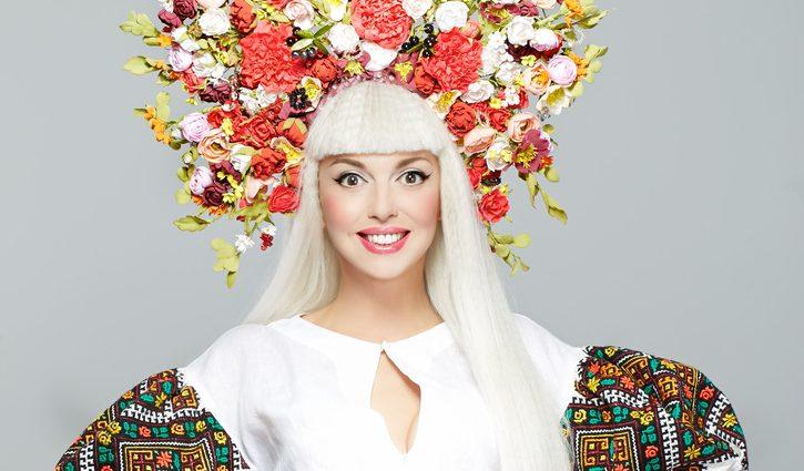 Они такие разные!!! Оля Полякова показала подросших дочерей-красавиц