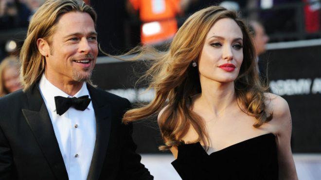 «Ожившая любовь»: Анджелина Джоли и Брэд Питт тайно встречаются в «секртному месте»