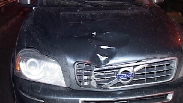 Известный певец на автомобиле сбил журналиста. Детали происшествия шокируют!