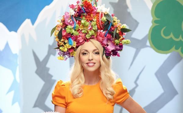 Невозможно сдержать восхищение!!! Оля Полякова поразила невероятным платьем, в Горбунова язык отняло