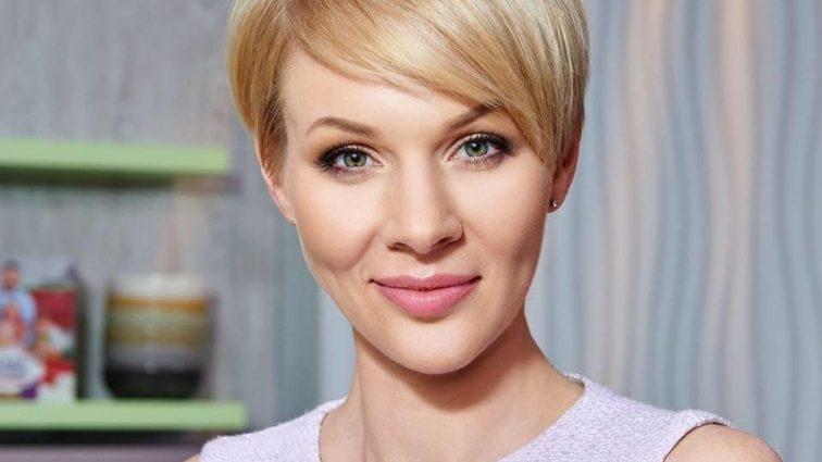 Известная телеведущая Марина Леончук показала обнаженное тело и лицо без макияжа! Как совсем другой человек! Не узнать!