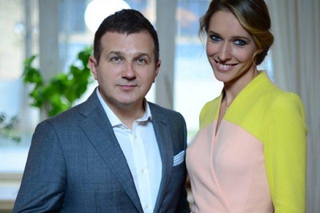 Это произошло!!! Катя Осадчая и Юрий Горбунов в честь праздника впервые показали своего сыночка