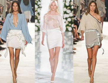 Модные юбки лета 2017: 5 трендов сезона