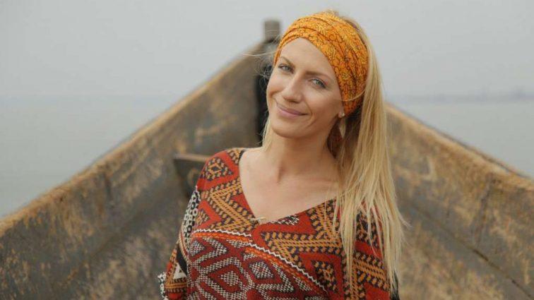 Горячий отдых: Леся Никитюк показала соблазнительное фото с пляжа