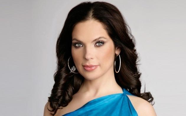 А вы помните Мисс-Украина 95 «Владу Литовченко? Только посмотрите как она выглядит сейчас. Эта фигура в купальнике сводит с ума!