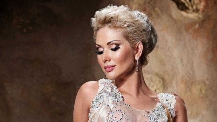 Роскошная женщина с идеальной фигурой!!! Катя Бужинская показала стройные формы в бикини после родов, вы будете в восторге
