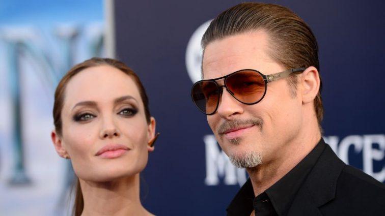 Брэд Питт прокомментировал «новый роман» с Анджелиной Джоли