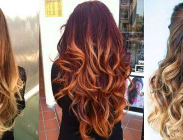 Свежие тренды: самые модные варианты окрашивания волос на осень