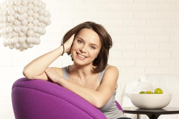 Немного постарела, но счастлива и прекрасна!!! Лилия Подкопаева поразила стройной фигурой в стильной вышиванке