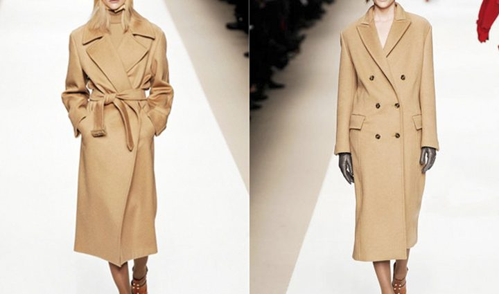 Модные пальто осени-2017, красота невиданная
