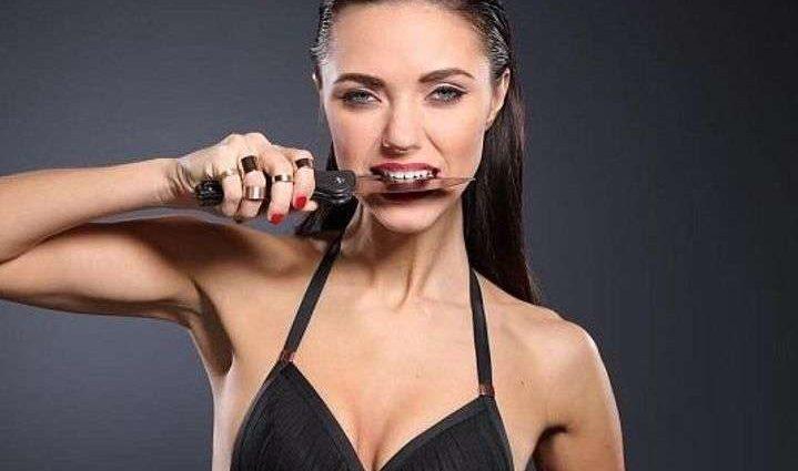 И как ей не стыдно? Вика из «НеАнгелов» опубликовала пикантное фото, на котором она мокрая и совсем без одежды (ФОТО 18+)