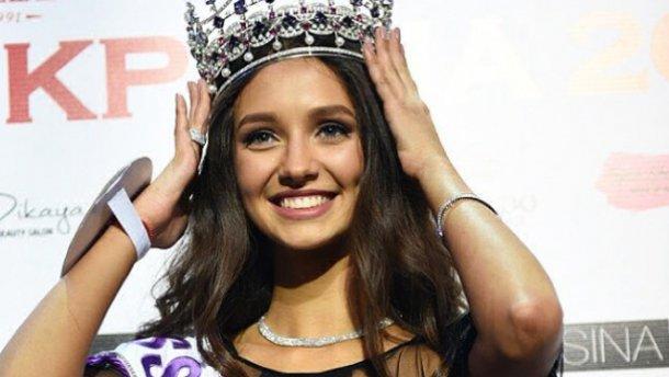 «Мисс Украина 2017» Полина Ткач рассказала о личной жизни. Такая молодая а …