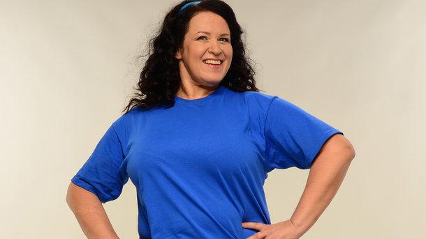 Руслана Писанка рассказала шокирующие подробности своего похудения на шоу «Взвешенные и счастливые». И стоит ли оно того?